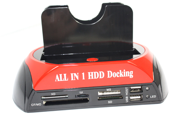 All in 1 HDD docking station driver - Pc and Laptop repair